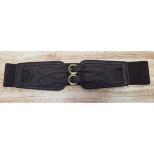 Madden Girl Women's Elastic Belt